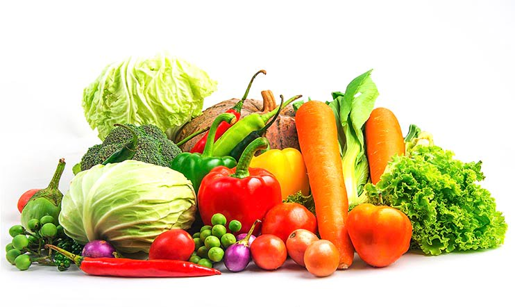 Carotenoids in Vegetables
