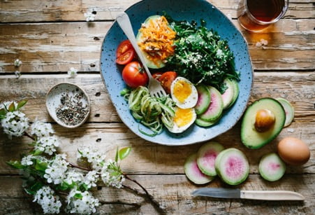 Can Diet affect your eyesight?