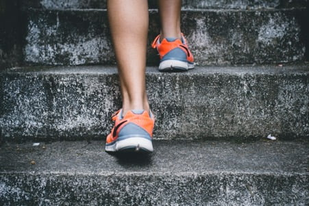 Can exercise affect your eyesight